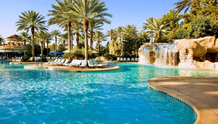 Pool Chemical Automation Las Vegas