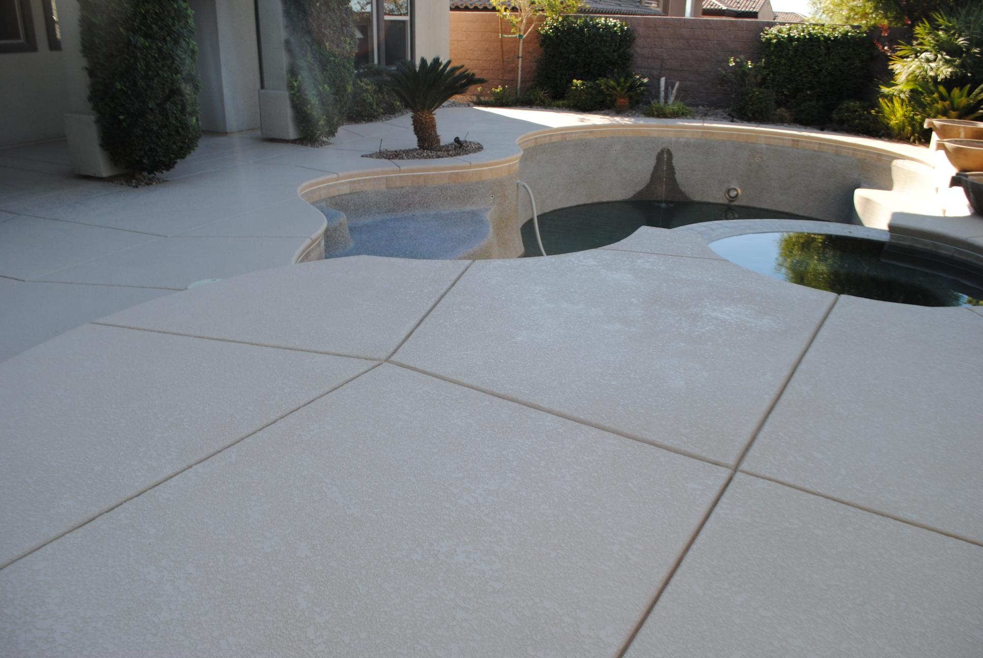 Pool Deck Remodel (after)
