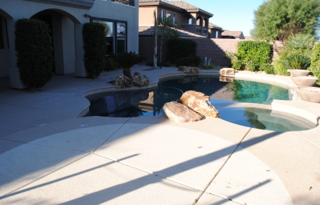 Pool Deck Remodel (before)