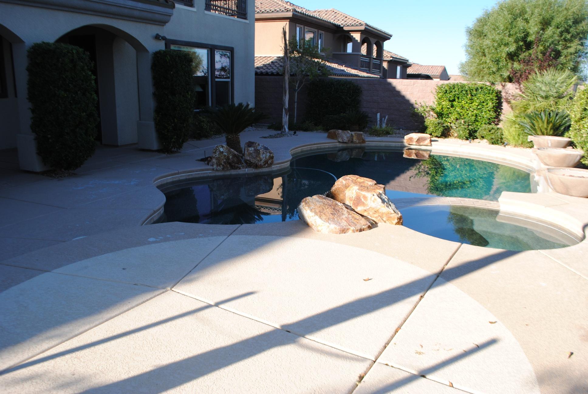 Pool Deck Remodel (before)