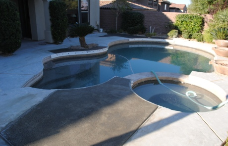 Pool Deck Remodel (during renovation 2)