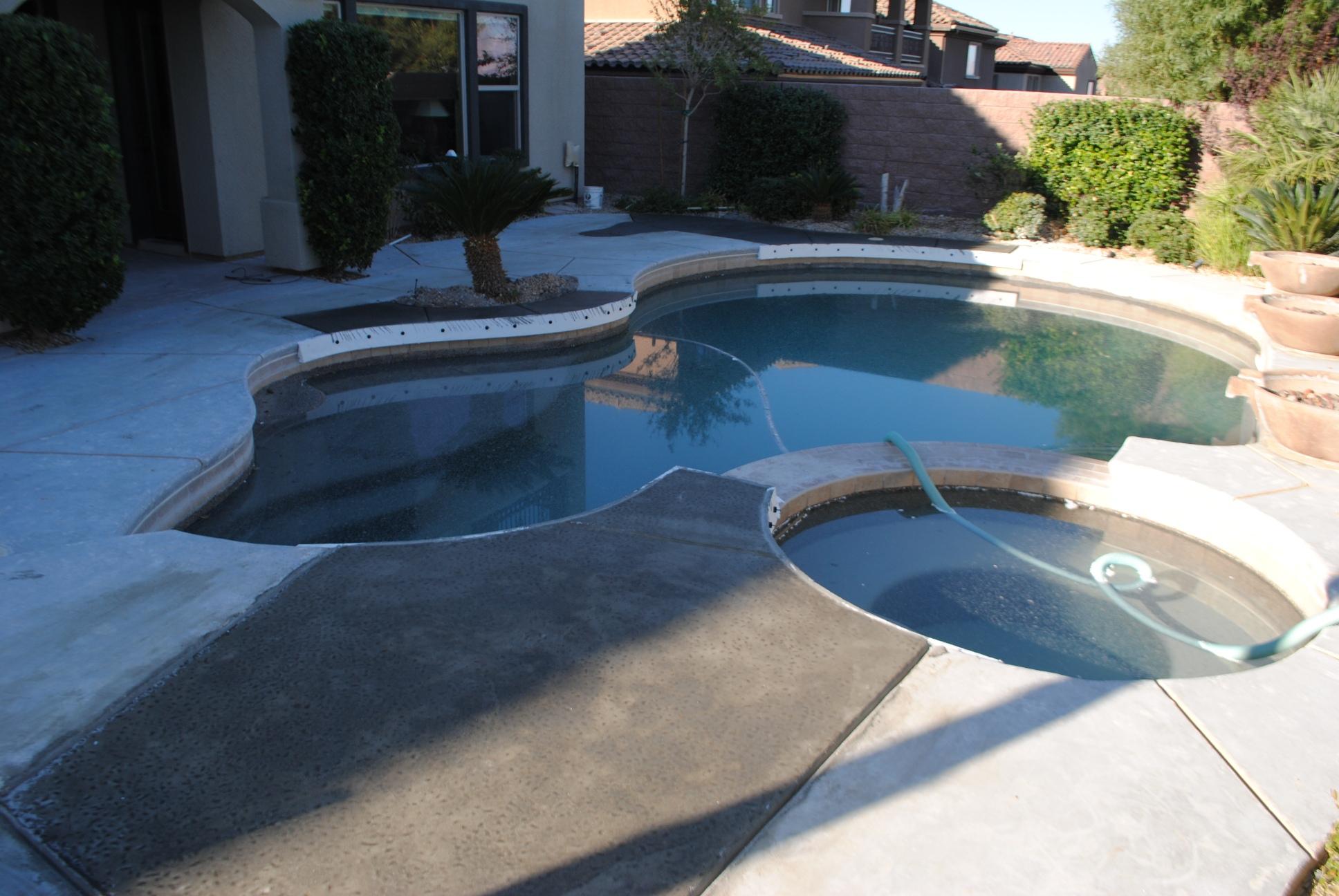 Pool Deck Remodel (during renovation 2)