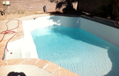 Pool Replaster (after)