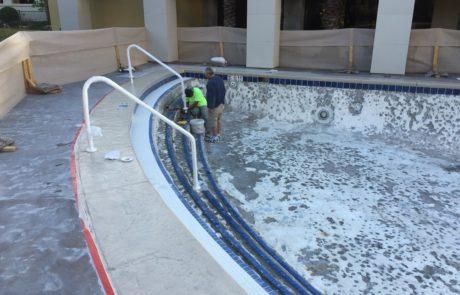 Resort replaster  2